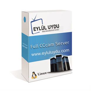 9 Aylık Full CCcam Server (HD VE SD)