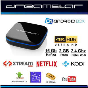 Dreamstar A1 Android Tv Box
