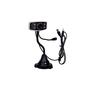 Everest SC-825 300K 480p Usb Mikrofonlu Ledli Kamera Webcam