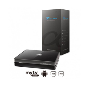 Formuler Z Alpha Android 4K Tv Box