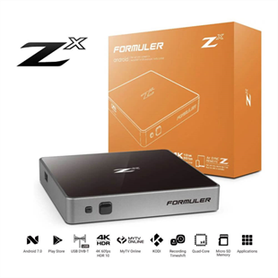 Formuler Zx Andorid 4K Smart Media Player