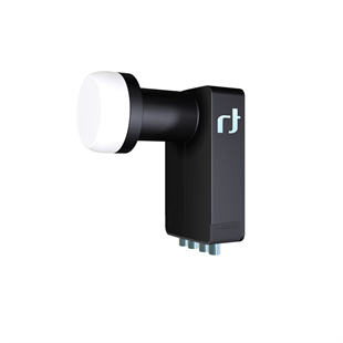 inverto BLACK Ultra Quad (Dört Cıkıslı) Lnb 40mm 0.2 dB