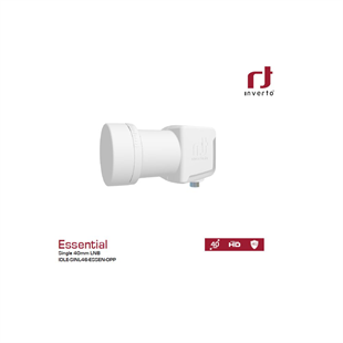 inverto Essential Single (Tek Çıkışlı) Ultra Hd Lnb
